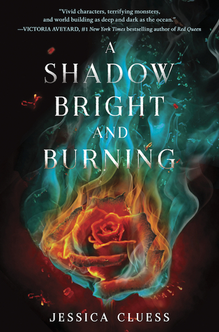 [PDF] [EPUB] A Shadow Bright and Burning (Kingdom on Fire, #1) Download by Jessica Cluess