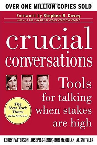 [PDF] [EPUB] Crucial Conversations: Tools for Talking When Stakes Are High Download by Kerry Patterson