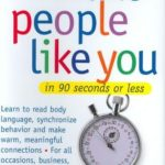 [PDF] [EPUB] How to Make People Like You in 90 Seconds or Less Download