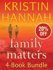 [PDF] [EPUB] Kristin Hannah's Family Matters 4-Book Bundle: Angel Falls, Between Sisters, The Things We Do for Love, Magic Hour Download by Kristin Hannah