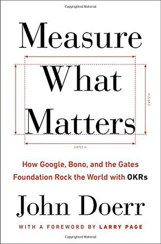 [PDF] [EPUB] Measure What Matters: How Google, Bono, and the Gates Foundation Rock the World with OKRs Download by John E. Doerr
