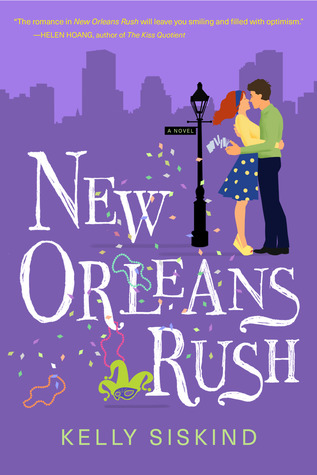 [PDF] [EPUB] New Orleans Rush Download by Kelly Siskind
