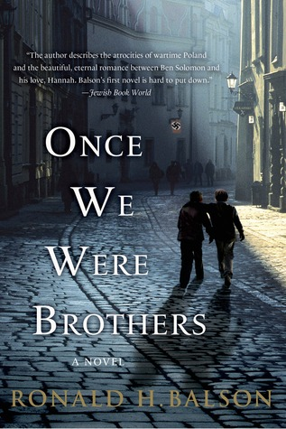 [PDF] [EPUB] Once We Were Brothers (Liam Taggart and Catherine Lockhart, #1) Download by Ronald H. Balson