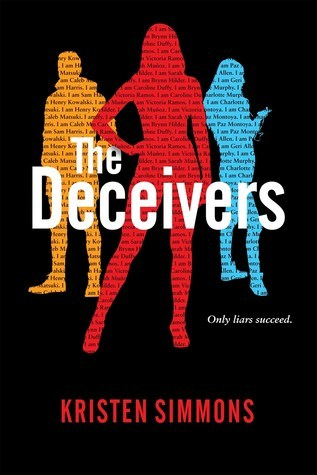 [PDF] [EPUB] The Deceivers (Vale Hall, #1) Download by Kristen Simmons