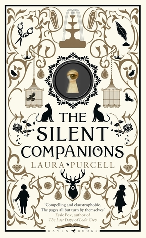 [PDF] [EPUB] The Silent Companions Download by Laura  Purcell