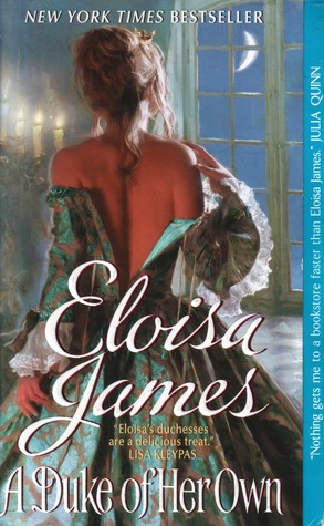 [PDF] [EPUB] A Duke of Her Own (Desperate Duchesses, #6) Download by Eloisa James