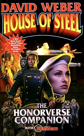[PDF] [EPUB] House of Steel: The Honorverse Companion Download by David Weber