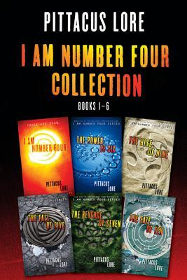 [PDF] [EPUB] I Am Number Four Collection: Books 1-6: I Am Number Four, The Power of Six, The Rise of Nine, The Fall of Five, The Revenge of Seven, The Fate of Ten Download by Pittacus Lore