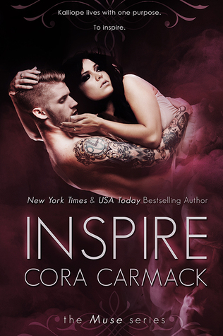 [PDF] [EPUB] Inspire (The Muse, #1) Download by Cora Carmack