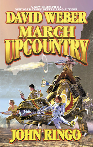[PDF] [EPUB] March Upcountry (Empire of Man, #1) Download by David Weber