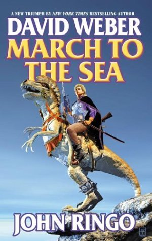 [PDF] [EPUB] March to the Sea (Empire of Man, #2) Download by David Weber