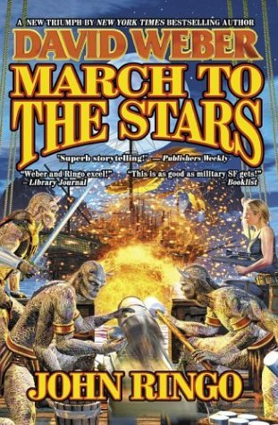 [PDF] [EPUB] March to the Stars (Empire of Man, #3) Download by David Weber