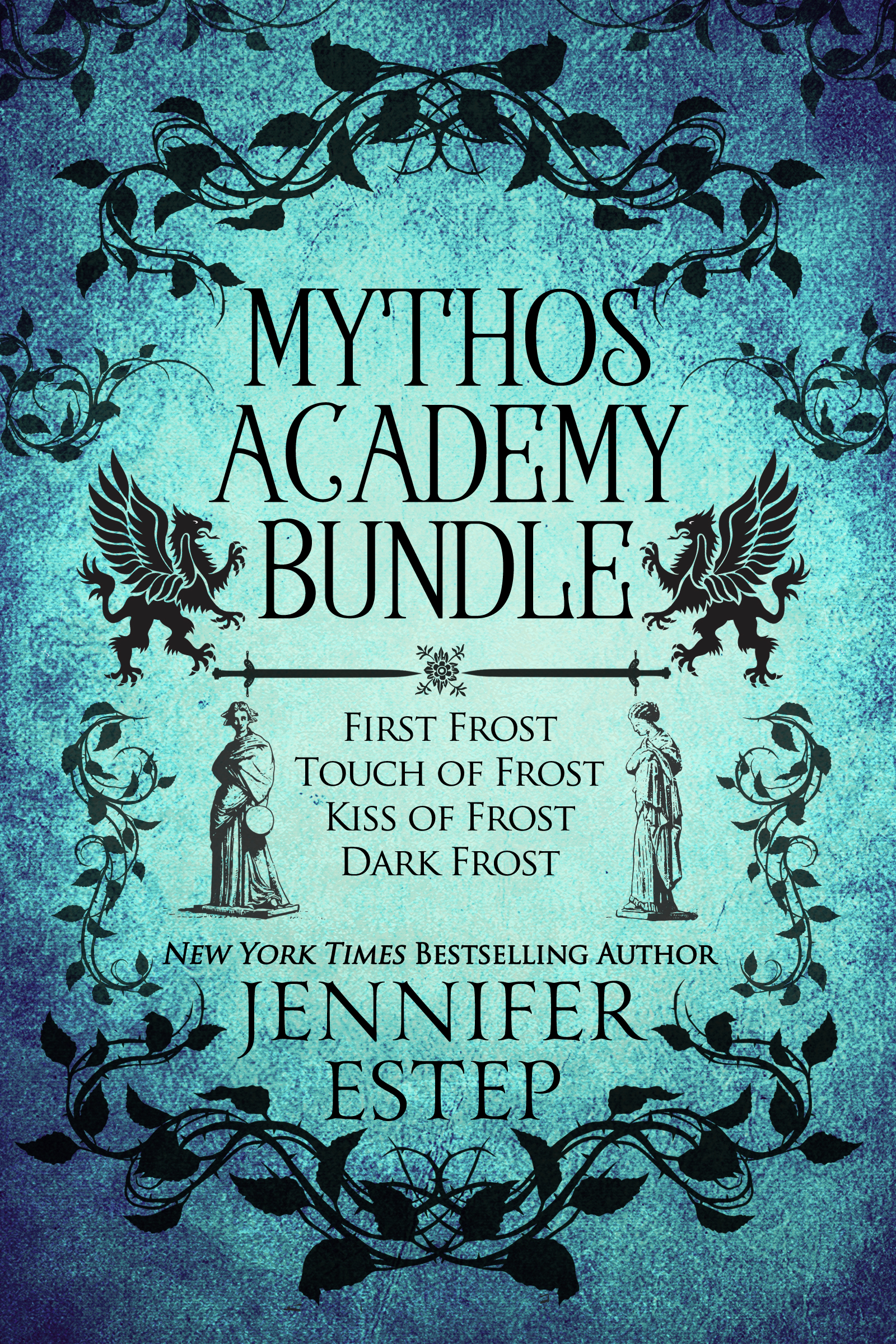 [PDF] [EPUB] Mythos Academy Bundle: First Frost, Touch of Frost, Kiss of Frost and Dark Frost (The Mythos Academy) Download by Jennifer Estep