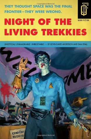 [PDF] [EPUB] Night of the Living Trekkies Download by Kevin David Anderson