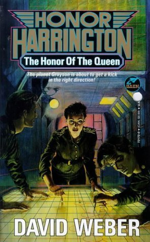 [PDF] [EPUB] The Honor of the Queen (Honor Harrington, #2) Download by David Weber