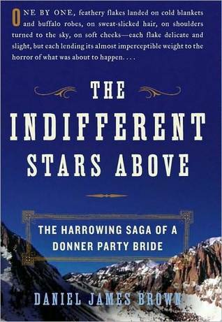 [PDF] [EPUB] The Indifferent Stars Above: The Harrowing Saga of the Donner Party Download by Daniel James Brown