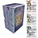 [PDF] [EPUB] Rain Wild Chronicles Series Robin Hobb Collection 3 Books Bundle Gift Wrapped Slipcase Specially For You Download
