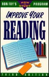[PDF] [EPUB] Improve Your Reading Download by Ron Fry
