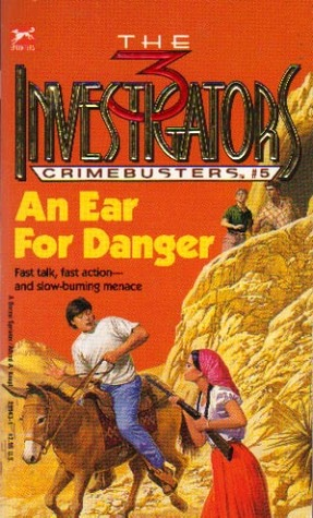 [PDF] [EPUB] An Ear For Danger (The Three Investigators: Crimebusters, #5) Download by Marc Brandel