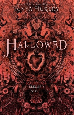 [PDF] [EPUB] Hallowed (The Blessed, #3) Download by Tonya Hurley
