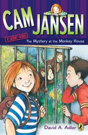 [PDF] [EPUB] The Mystery at the Monkey House (Cam Jansen Mysteries, #10) Download by David A. Adler