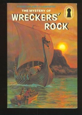 [PDF] [EPUB] The Mystery of Wreckers' Rock (The Three Investigators, #42) Download by William Arden