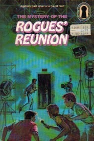 [PDF] [EPUB] The Mystery of the Rogues' Reunion (The Three Investigators, #40) Download by Marc Brandel
