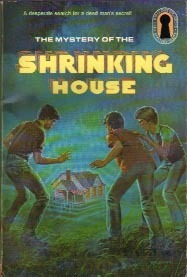 [PDF] [EPUB] The Mystery of the Shrinking House (Alfred Hitchcock and The Three Investigators, #18) Download by William Arden