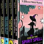 [PDF] [EPUB] A Hillcrest Witch Mystery Collection (Books 10-13): Hillcrest Witch Cozy Mystery Download