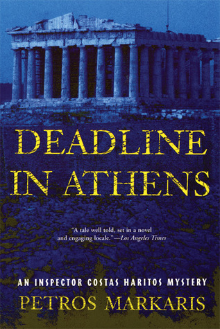[PDF] [EPUB] Deadline in Athens Download by Petros Markaris