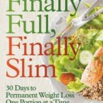 [PDF] [EPUB] Finally Full, Finally Slim: 30 Days to Permanent Weight Loss One Portion at a Time Download