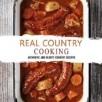 [PDF] [EPUB] Real Country Cooking: Authentic and Hearty Country Recipes Download