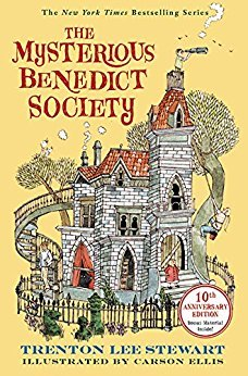 [PDF] [EPUB] The Mysterious Benedict Society (The Mysterious Benedict Society, #1) Download by Trenton Lee Stewart