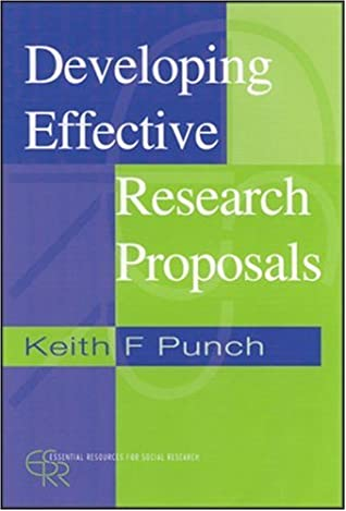 [PDF] Developing Effective Research Proposals Download by Keith F. Punch