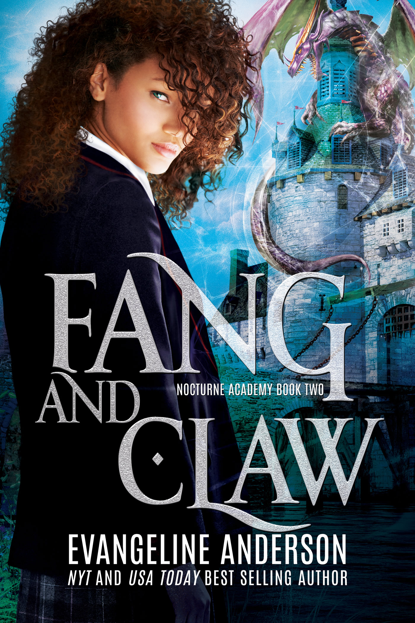 [PDF] [EPUB] Fang And Claw (Nocturne Academy, #2) Download by Evangeline Anderson