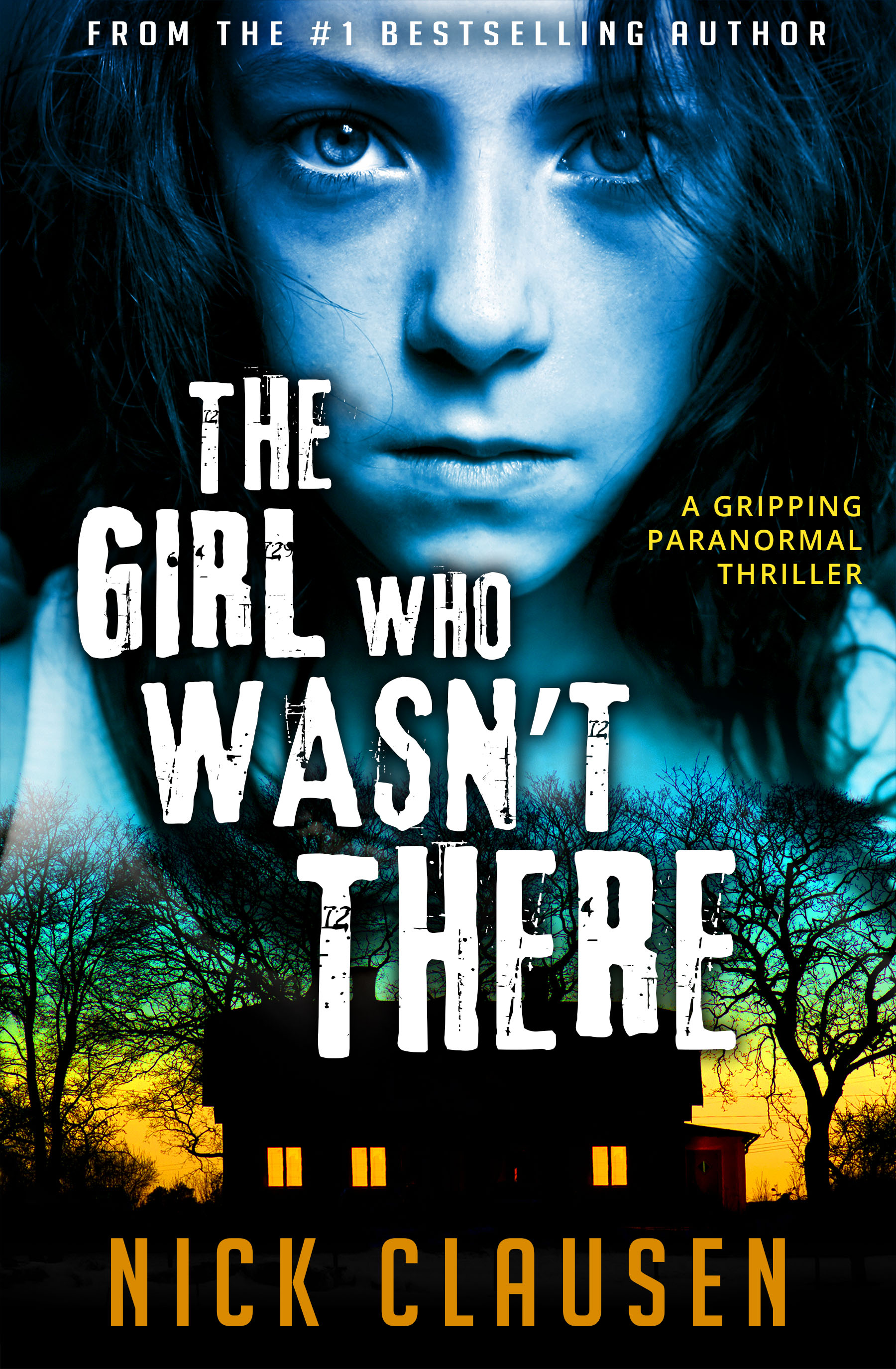 [PDF] [EPUB] The Girl Who Wasn't There Download by Nick Clausen