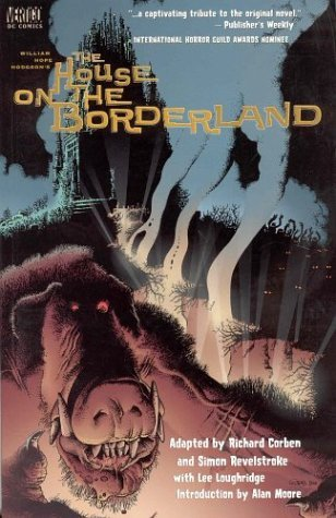 [PDF] [EPUB] The House on the Borderland Download by Richard Corben