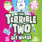 [PDF] [EPUB] The Terrible Two Get Worse (The Terrible Two, #2) Download