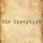[PDF] [EPUB] the Exception (The Advent Trilogy #3) Download