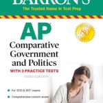 [PDF] [EPUB] AP Comparative Government and Politics: With 3 Practice Tests Download