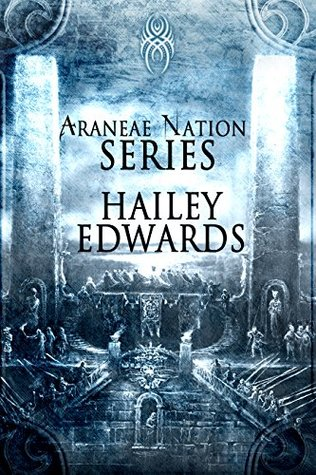 [PDF] [EPUB] Araneae Nation: The Complete Collection Download by Hailey Edwards