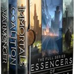 [PDF] [EPUB] Essencers of Aelathia: The Complete Series Box Set: (An Epic Fantasy Saga) Download