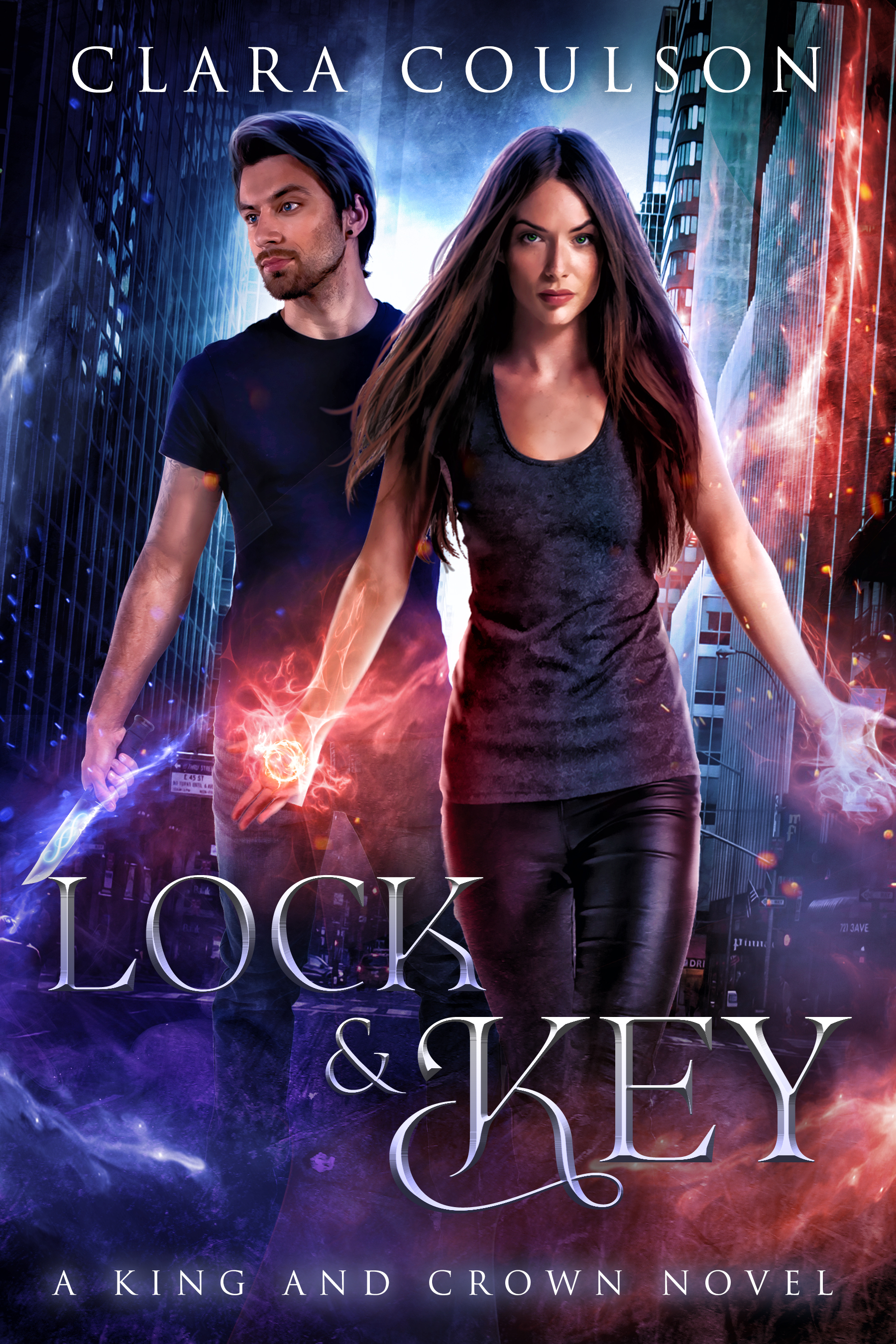 [PDF] [EPUB] Lock and Key (King and Crown, #1) Download by Clara Coulson