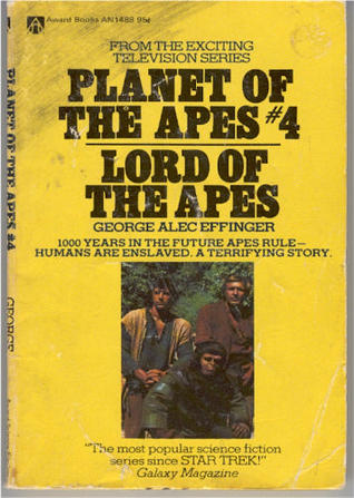 [PDF] [EPUB] Lord of the Apes (Planet of the Apes, #4) Download by George Alec Effinger