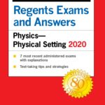 [PDF] [EPUB] Regents Exams and Answers: Physics–Physical Setting 2020 Download