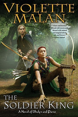 [PDF] [EPUB] The Soldier King (Dhulyn and Parno, #2) Download by Violette Malan