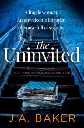 [PDF] [EPUB] The Uninvited Download by J.A. Baker