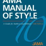 [PDF] [EPUB] AMA Manual of Style: A Guide for Authors and Editors Download