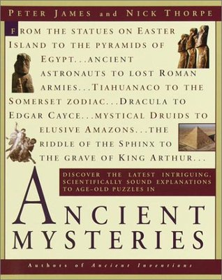 [PDF] [EPUB] Ancient Mysteries Download by Peter  James