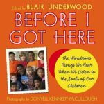 [PDF] [EPUB] Before I Got Here: The Wondrous Things We Hear When We Listen to the Souls of Our Children Download